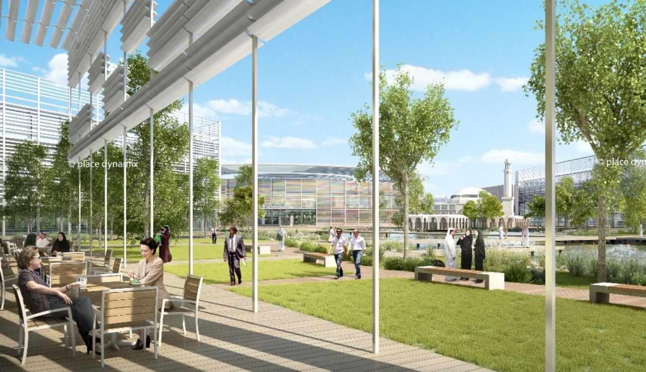 Um Alhoul Business Park