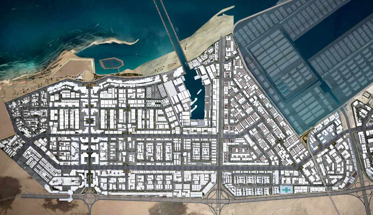 Um Alhoul Special Economic Zone (QEZ-3)