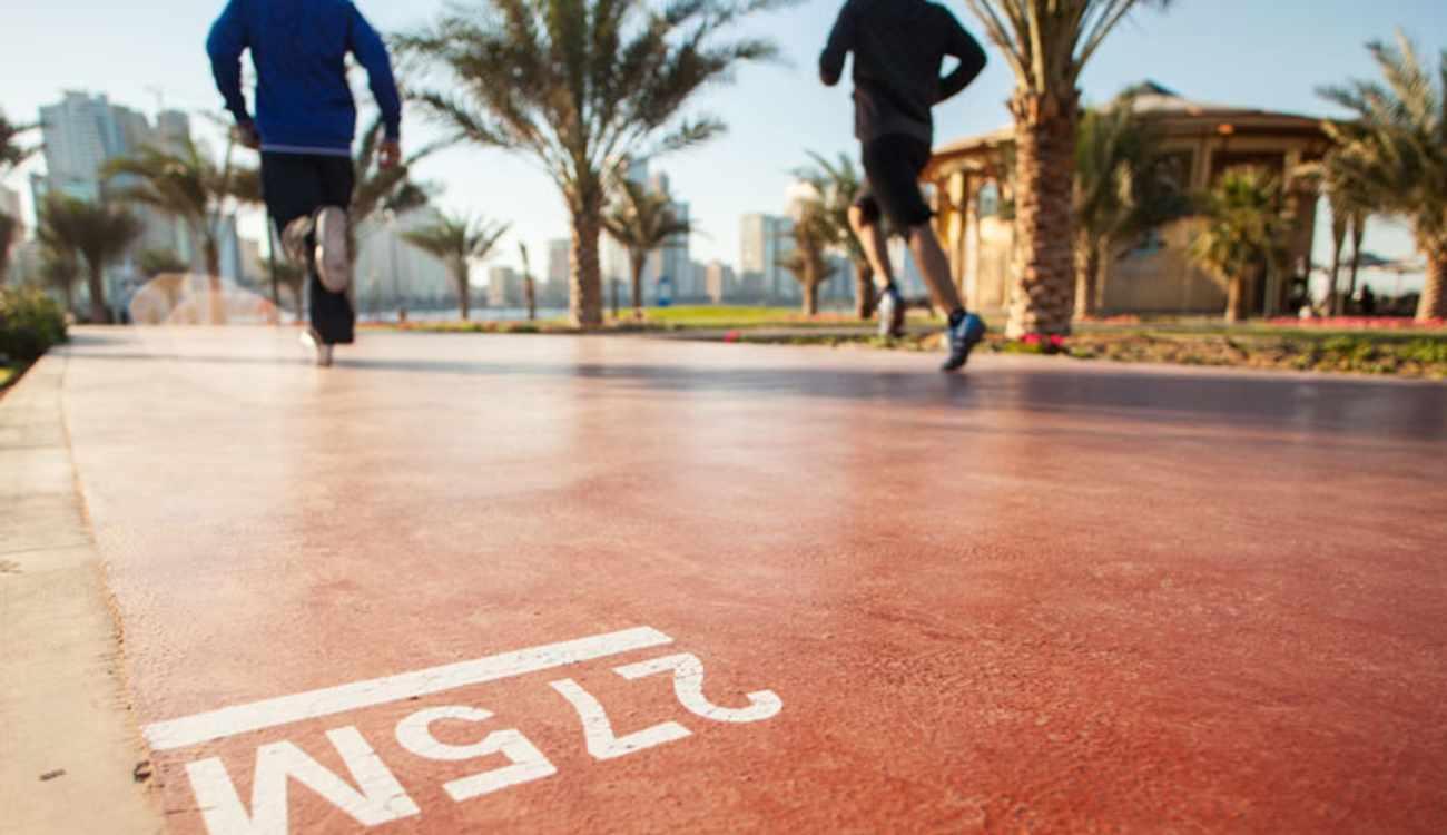 Sharjah Cycling & Jogging Track