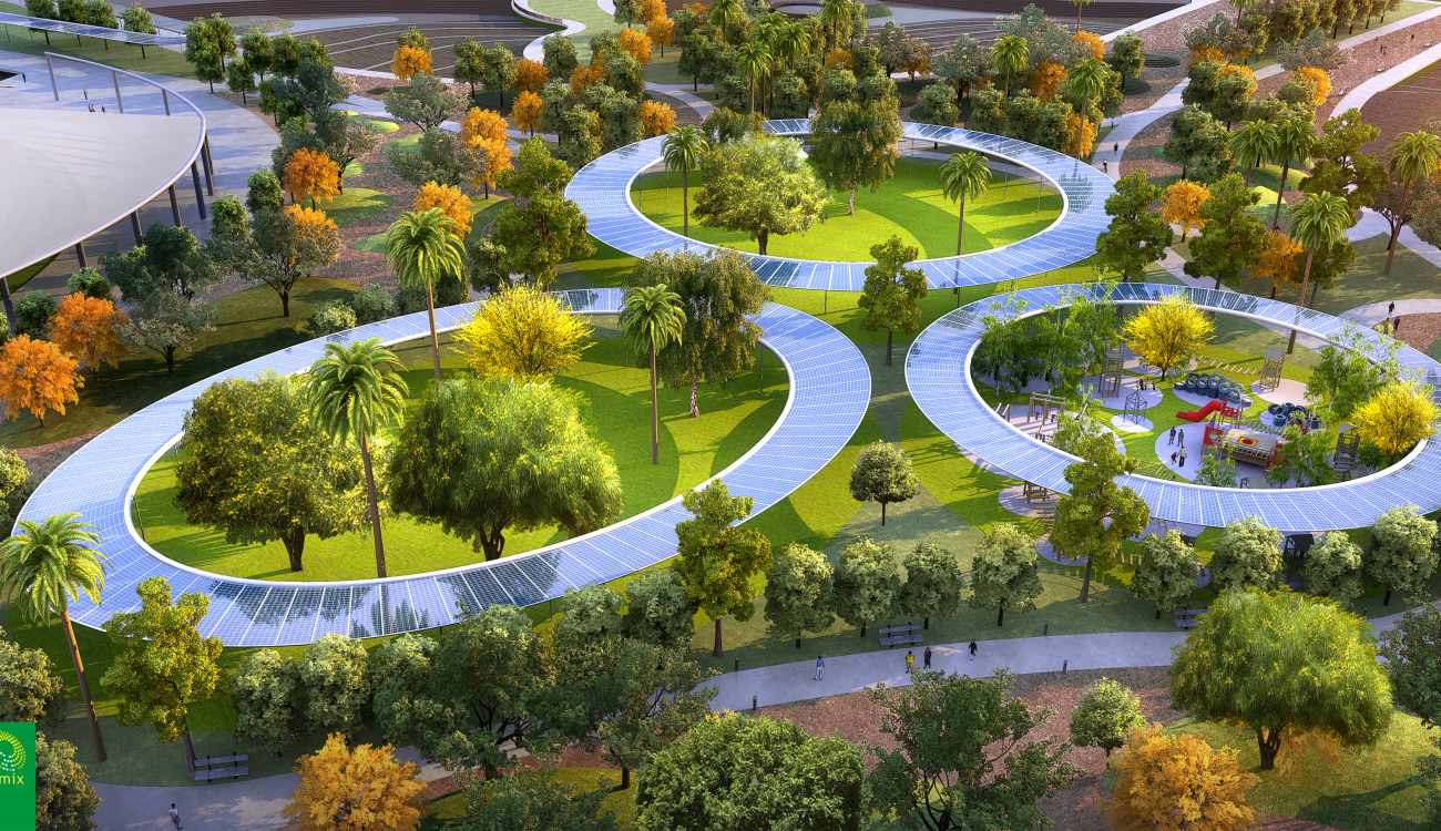Park at Dubailand