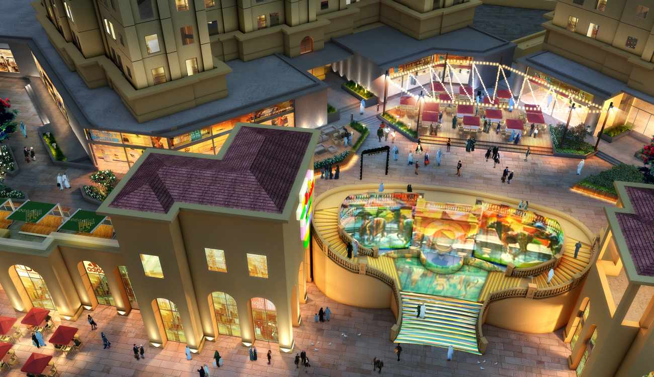 JBR Outlet Mall