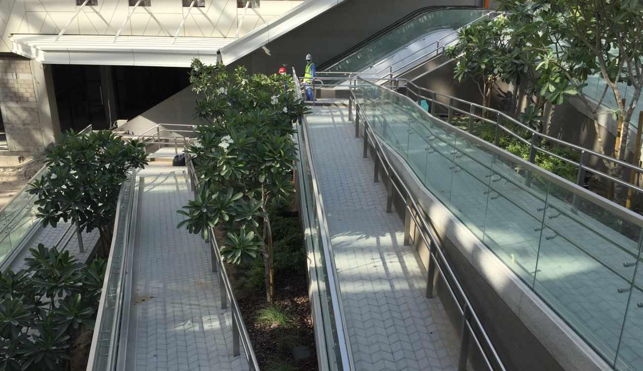 Dubai  Exhibition Centre at Expo 2020