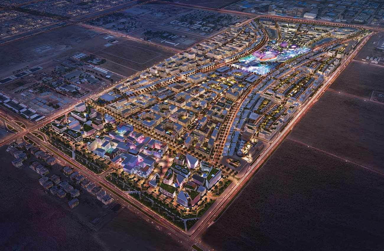 Place Dynamix working with ARADA on landmark master plan community in Sharjah