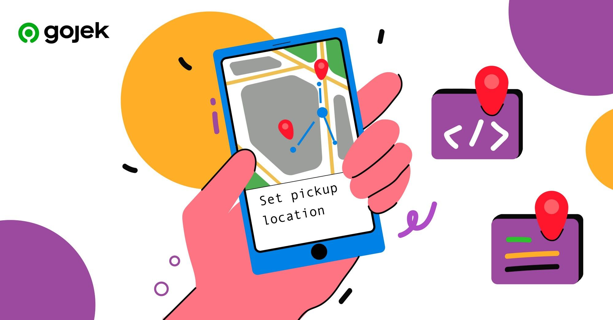 How Gojek Uses NLP to Name Pickup Locations at Scale