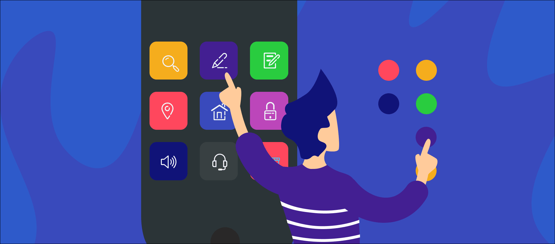 The Home Edit: Why you shouldn't color-code your apps