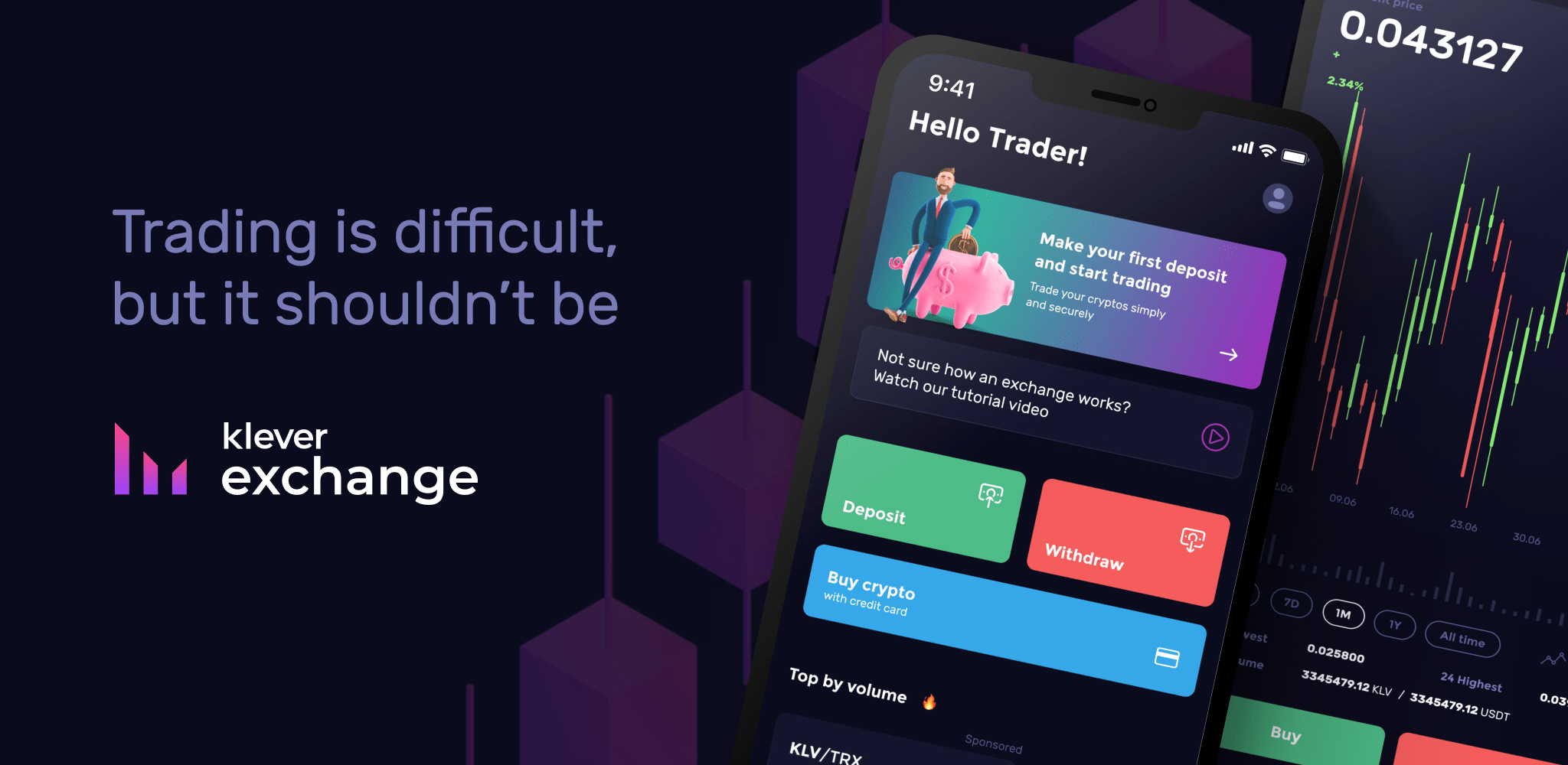 Klever Exchange Android