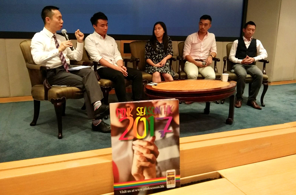 Pink Season is back! Celebrating and supporting the LGBT+ community in Hong Kong