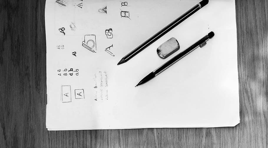 Bullet Journal Drawings