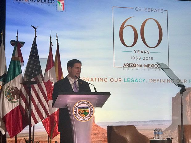 Arizona-Mexico Commission; Presentation for AZ-SON Economic Development Committee: Innovation Without Borders