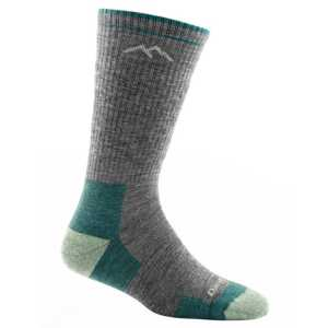 Darn Tough 1907 Womens Hiker Boot Cushion Socks - Slate
