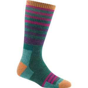 Darn Tough 1946 Womens Gatewood Boot Full Cushion Socks - Green
