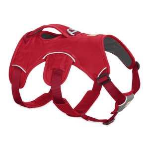 Ruffwear Web Master Dog Harness - Red Currant