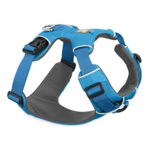 Ruffwear Front Range Dog Harness (2019) - Blue Dusk