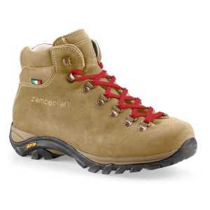 Zamberlan 321 Trail Lite Evo Leather Womens Walking Boots - Brown