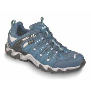 Meindl Respond Lady GTX Walking Shoes - Petrol/Turquoise