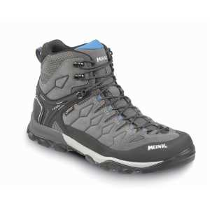 Meindl Tereno Mid GTX Walking Boots - Grey/Blue - size 9 - Ex-Demo
