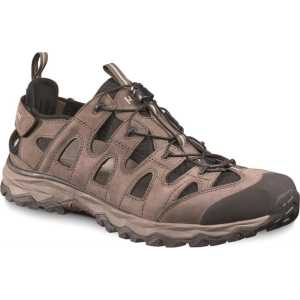 Meindl Mens Lipari Wide Fit Walking Sandals - Brown