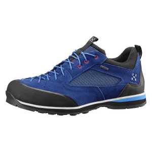 Haglofs Mens Roc Icon GT Walking Shoes - Hurricaine Blue/Vibrant Blue