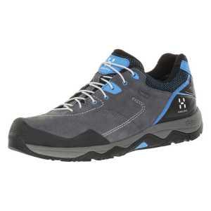 Haglofs Womens Roc Claw GT GTX Waterproof Walking Shoe  Rock Blue/Agate