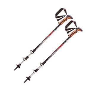 Leki Khumbu Antishock Walking Poles - One Pair