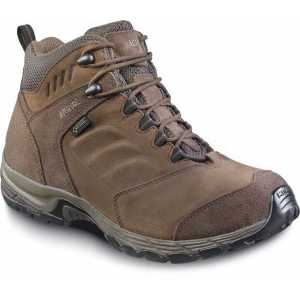 Meindl Womens Vitalis Mid GTX Wide Fit Walking Boots - Brown