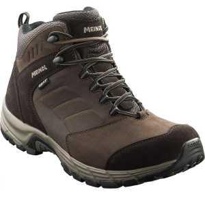 Meindl Vitalis Mid Ladies GTX Wide Fit Walking Boots - Mahogany