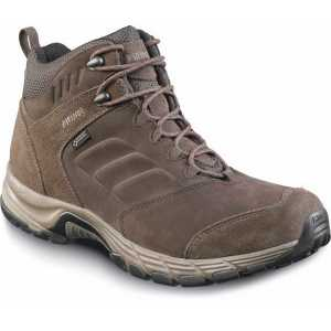 Meindl Vitalis Mid GTX Wide Fit Walking Boots - Hemp