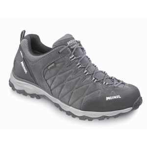 Meindl Mondello GTX Wide Fit Walking Shoes - Anthracite/Graphite