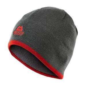 Mountain Equipment Plain Knitted Beanie Hat - Shade/Cardinal
