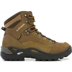 Lowa Womens Renegade GTX Walking Boots - Taupe/Sepia