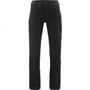 Haglofs Womens Softshell Moran Pant - True Black