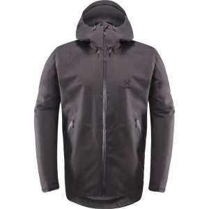 Haglofs Merak GTX Waterproof Jacket - Slate
