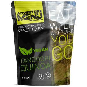 Adventure Menu Vegan Tandoori Quinoa Camp Food