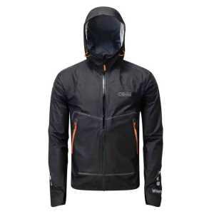 OMM Aether Waterproof eVent Jacket - Black