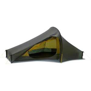 Nordisk Telemark 2 LW Lightweight Backpacking Tent - Forest Green