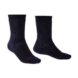 Bridgedale Explorer Heavyweight Merino Performance Sock - Navy