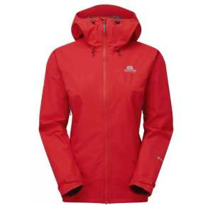Mountain Equipment Garwhal Paclite GTX Waterproof Jacket - Imperial Red