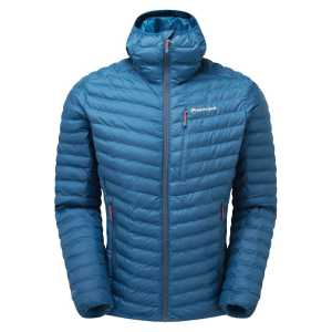 Montane Icarus Insulated Synthetic Jacket - Narwhal Blue