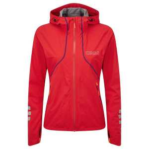 OMM Womens Kamleika Waterproof Jacket - Red