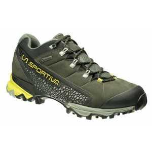 La Sportiva Genesis GTX Walking Shoes - Carbon/Citronelle