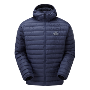 Mountain Equipment Earthrise Hooded Jacket - Medieval Blue