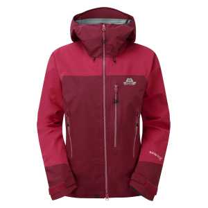 Mountain Equipment Womens Manaslu GTX Pro Waterproof Jacket- Cranberry/Virtual Pink