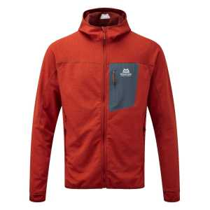 Mountain Equipment Pivot Hooded Jacket - Magma