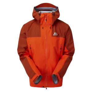 Mountain Equipment Rupal GTX Waterproof Jacket - Magma/Bracken