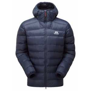 Mountain Equipment Skyline Hooded Insulated Down Jacket - Cosmos