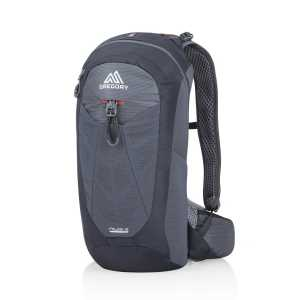 Gregory Miwok 12 Lightweight Backpack - Flame Black