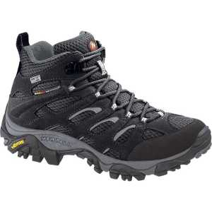 Merrell Mens Moab Mid GTX Waterproof Boot