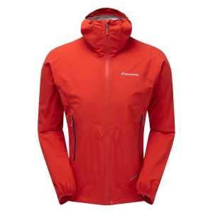 Montane Minimus Stretch Ultra Waterproof Jacket - Flag Red
