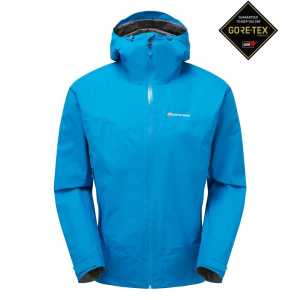 Montane Pac Plus Jacket GTX Waterproof Jacket - Electric Blue