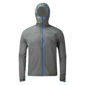 OMM Halo Waterproof Lightweight Jacket - Grey